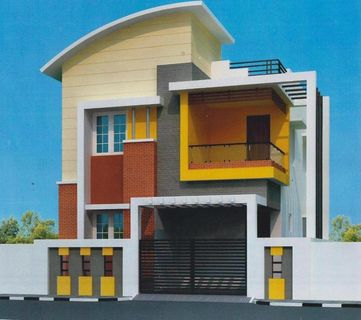 south facing home elevations -Indiajoin